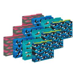 Barker Creek Tab File Folders, Letter Size, Sea & Sky, Pack Of 36 Folders