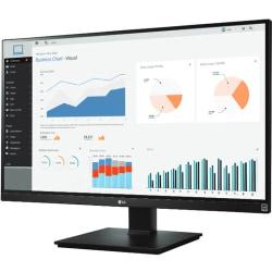 "LG 27BK67U-B - LED monitor - 27"" - 3840 x 2160 4K @ 60 Hz - IPS - 300 cd/m² - 1000:1 - 5 ms - 2xHDMI, DisplayPort, USB-C"