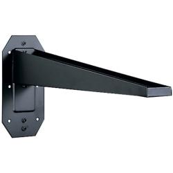 Peerless WMJ 018 - Mounting component (wall arm) - steel - black