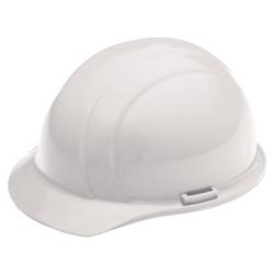 SKILCRAFT® Easy Quick-Slide Cap Safety Helmet, White (AbilityOne 8415-00-935-3139)