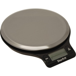 Starfrit Electronic Kitchen Scale - 11 lb / 5 kg Maximum Weight Capacity