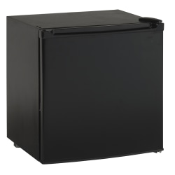 Avanti 1.7 Cu Ft Compact Refrigerator, Black