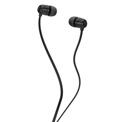 Skullcandy JIB In-Ear Headphones, Black