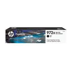 HP 972X High Yield Black Ink Cartridge (F6T84AN)