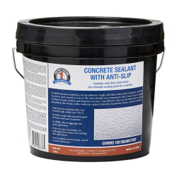 Bare Ground Solutions 1 Shot Concrete Sealant, 1 Gallon