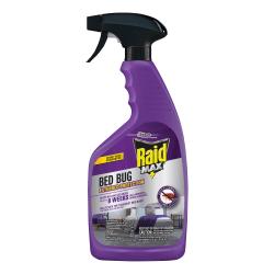 Raid Max Bedbug & Flea Killer, 22 Oz