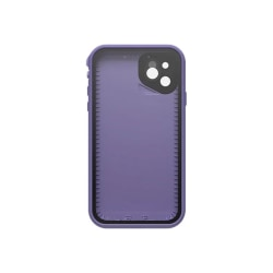 """LifeProof FRE Case for iPhone 11 - For Apple iPhone 11 Smartphone - Violet Vendetta - Water Proof, Dirt Proof, Snow Proof, Drop Proof, Debris Proof - 79.20"""" Drop Height - 79.20"""" Underwater Depth"""