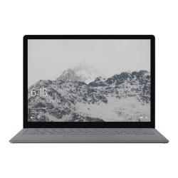 "Microsoft Surface Laptop - Core i7 7660U / 2.5 GHz - Windows 10 in S mode - 16 GB RAM - 512 GB SSD - 13.5"" touchscreen 2256 x 1504 - Iris Plus Graphics 640 - Wi-Fi, Bluetooth - platinum - demo"