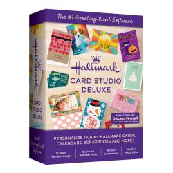 Hallmark® Card Studio Deluxe