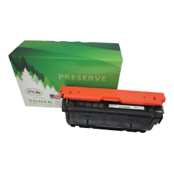 IPW Preserve 545-450-ODP Remanufactured Black Toner Cartridge Replacement For HP 655A / CF450A