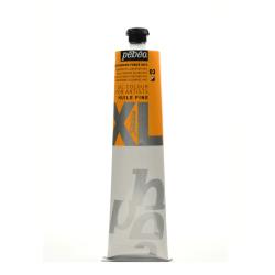 Pebeo Studio XL Oil Paint, 200 mL, Cadmium Yellow Deep Hue, Pack Of 2