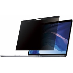 StarTech.com 13in Laptop Privacy Screen - Magnetic - Anti Blue Light - 30+/- Degree Viewing Angle - MacBook Privacy Filter (PRIVSCNMAC13)