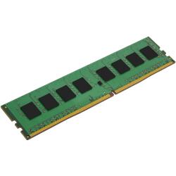 Kingston ValueRAM - DDR4 - module - 16 GB - DIMM 288-pin - 2666 MHz / PC4-21300 - CL19 - 1.2 V - unbuffered - non-ECC