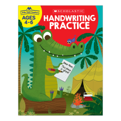 Scholastic® Little Skill Seekers: Handwriting Practice, Grades K - 2