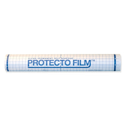 "Pacon® Protecto Film™ Adhesive Clear Cover, 18"" x 75'"