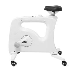 Flexispot V9 Under-Desk Exercise Bike, White