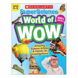 SuperScience World of WOW, Ages 9-11