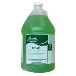 Rochester Midland DfE 401 All-Purpose Cleaner And Degreaser, 128 Oz, Carton Of 4 Bottles