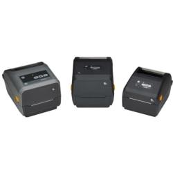 Zebra® ZD421 Desktop Monochrome (Black And White) Thermal Transfer Printer