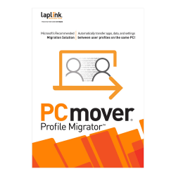 Laplink® PCmover Profile Migrator 11, 25-Users