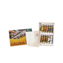 Winsor & Newton Galeria Acrylic Color Complete Set