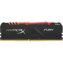 HyperX FURY 16GB DDR4 SDRAM Memory Module - 16 GB (1 x 16GB) - DDR4-3200/PC4-25600 DDR4 SDRAM - 3200 MHz - 1.35 V - Non-ECC - Unbuffered - 288-pin - DIMM