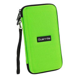 Guerrilla Zipper Calculator Case, Green, G1-CALCCASEGRN
