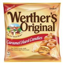 Werther's Original Caramel Hard Candies, 5.5-Oz Bag
