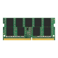 Kingston - DDR4 - module - 16 GB - SO-DIMM 260-pin - 2666 MHz / PC4-21300 - CL19 - 1.2 V - unbuffered - ECC - for Lenovo ThinkPad P52 20M9, 20MA; P72 20MB, 20MC