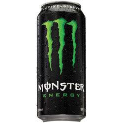 Monster Energy® Drink, 16 Oz.