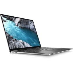 "Dell XPS 13 7390 13.3"" Notebook  - Intel Core i5 (10th Gen i5 - 10210U Hexa - core (6 Core - 8 GB RAM - 256 GB SSD - Platinum Silver, Black - Windows 10 Pro - Intel UHD Graphics - 19.40 Hour Battery"