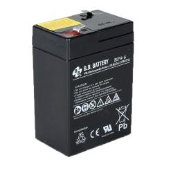 B & B BP Series Battery, BP4-6, B-SLA640