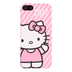Hello Kitty® Bling Case For Apple® iPhone® 5, Pink Stripe Wave