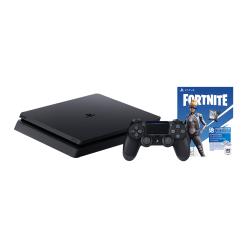 Sony® PlayStation® 4 Slim Console With Fortnite Neo Versa Bundle, 1TB, Black