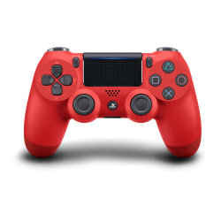 Sony® PlayStation® 4 DualShock® 4 Wireless Controller, Magma Red