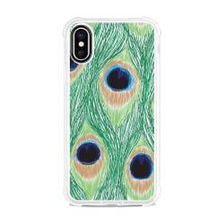 OTM Essentials Tough Edge Case For iPhone® Xs Max, Feathers, OP-XP-Z128A