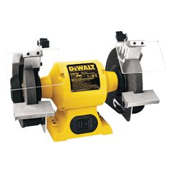 Bench Grinders, 6 in, 5/8 hp, 3450 RPM