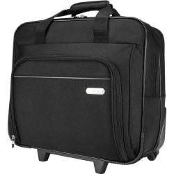 "Targus 16"" Rolling Laptop Case, Black"