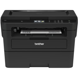 Brother® HL-L2395DW Wireless Laser Monochrome Printer