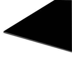 "Royal Brites Foam Board, 20"" x 30"", Black, Pack Of 5"