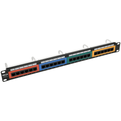 Tripp Lite® 24-Port 110-Type Patch Panel