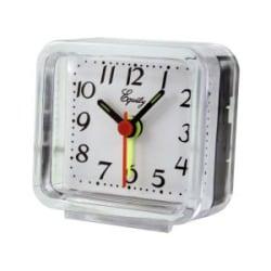 Equity 21038 Travel Clock - Analog - Quartz