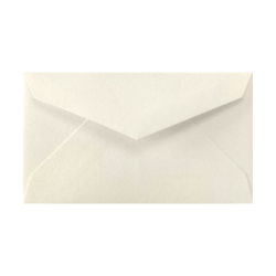 "LUX Mini Envelopes With Moisture Closure, #3, 2 1/8"" x 3 5/8"", Natural, Pack Of 500"