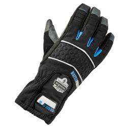 Ergodyne ProFlex 819WP Extreme Thermal Waterproof Gloves, Small, Black