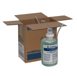 enMotion® Moisturizing Foam Hand Soap, Tranquil Aloe® Scent, 60.86 Oz, Carton Of 2 Bottles