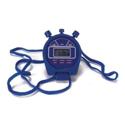 American Educational Digital Stopwatch, Blue, Pack Of 6