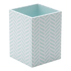 See Jane Work® Blue Tile Pencil Cup