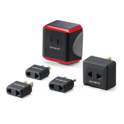 Samsonite® Power Adapter, Converter/Adapter, Black