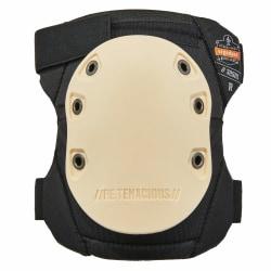 Ergodyne ProFlex Standard Knee Pads, With Hook-And-Loop Closure, Tan, 325HL