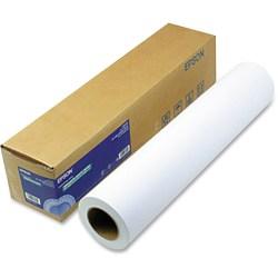 """Epson® Photo Paper, 24"""" x 100', 104 Brightness, White"""